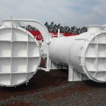 Aquecedor de caldo horizontal 350 m²