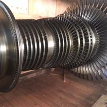 Turbo redutor SIEMENS 50MWh